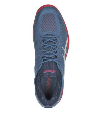 Тенис Маратонки Asics Court FF Men's Blue/Red /Давид Гофен/ E700N.400