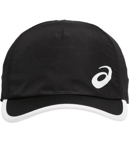 ШАПКА ASICS PERFORMANCE CAP Black/White (ЧЕРНА) 2020
