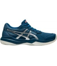 Детски Тенис Маратонки Asics Gel Game 7 Clay GS Junior Mako Blue/Silver 1044A010-402