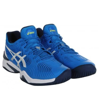 ТЕНИС МАРАТОНКИ ASICS COURT FF 2.0 NOVAK AC MEN BLUE/WHITE /НОВАК ДЖОКОВИЧ/