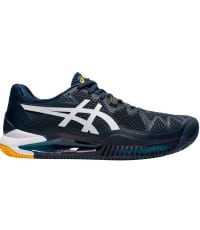Тенис Маратонки Asics Gel Resolution 8 Clay French Blue/White (Gael Monfils)