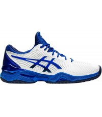 Тенис Маратонки Asics Court FF Novak AC Men's White/Asics Blue /Новак Джокович/