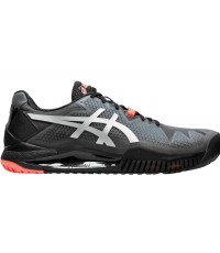 Тенис Маратонки Asics Gel Resolution 8 L.E. All Court Black/Sunrise Red (Gael Monfils)