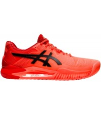 Тенис Маратонки Asics Gel Resolution 8 Tokyo L.E. All Court Sunrise Red/Black (Gael Monfils)