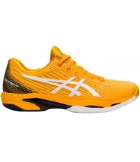 Тенис Маратонки Asics Solution Speed FF 2 Clay Men's Amber/White (David Goffin, Alex De Minaur)