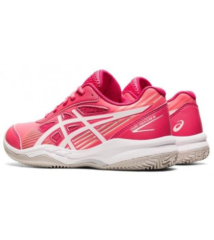 Детски Тенис Маратонки Asics Gel Game 8 Clay GS Junior Pink Cameo/White 1044A024-700
