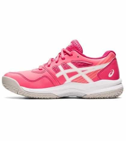 Детски Тенис Маратонки Asics Gel Game 8 Clay GS Junior Pink Cameo/White 1044A024-700