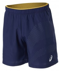 Къси панталони Asics Men's Court GPX Short 7 Inch Navy(Нейви) SS2021 David Goffin
