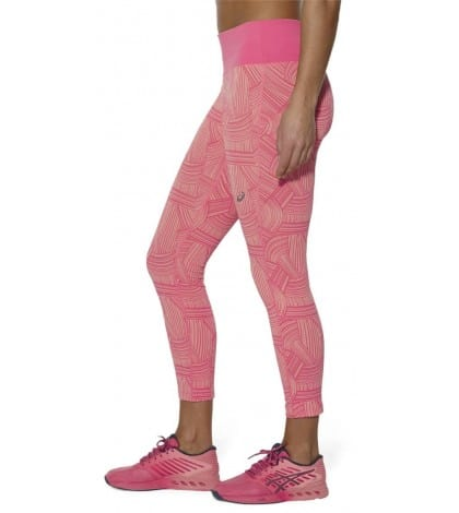 Дамски Клин Asics Women's Fusex 7/8 Tight (Brush Melba) /Праскова/