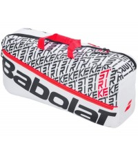 ТЕНИС САК BABOLAT PURE STRIKE DUFFLE BAG WHITE/BLACK 2020