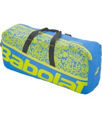 СПОРТЕН САК BABOLAT Team Line DUFFLE M CLASSIC BAG BLUE/LIME 2020 758001-325