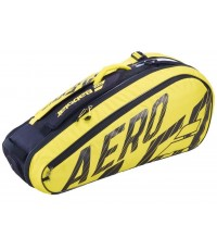 Тенис сак Babolat PURE AERO X6 YELLOW/BLACK 2021 751212-142