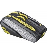 Тенис сак Babolat Racket Holder X9 PURE AERO VS YELLOW/BLACK 2020