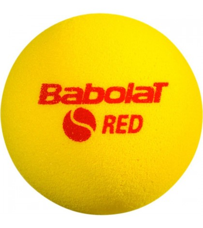 Babolat Red Foam 3 Balls Pack