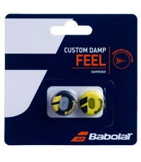 Антивибратор BABOLAT CUSTOM DAMP BLACK-YELLOW/ЧЕРНО-ЖЪЛТИ/