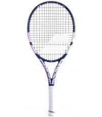 Детска тенис ракета Babolat Pure Drive Junior 25 Girl Navy/Pink/White (240 грама) 2021