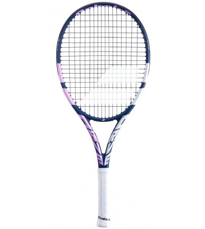 Детска тенис ракета Babolat Pure Drive Junior 25 Girl Navy/Pink/White (240 грама) 2021
