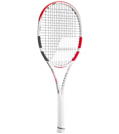 Тенис ракета Babolat Pure Strike Tour (320 грама) White/Red 2020