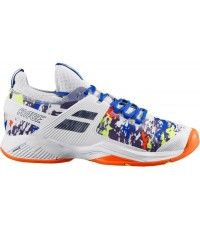 ТЕНИС МАРАТОНКИ BABOLAT PROPULSE RAGE MEN ALL COURT White/Blue /БЕЛИ/ SS2020