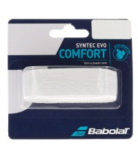 Основен грип BABOLAT SYNTEC EVO GRIP 1 PACK WHITE /БЯЛ/