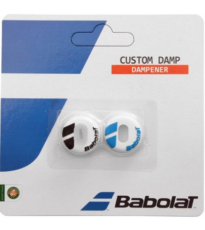 Антивибратор BABOLAT CUSTOM DAMP WHITE-BLUE/БЯЛО-СИНИ/