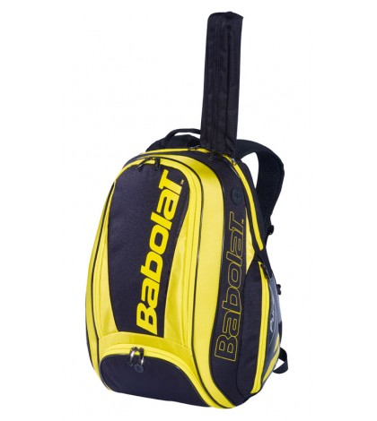 РАНИЦА BABOLAT PURE LINE YELLOW/BLACK /Жълто-черна/ 2019