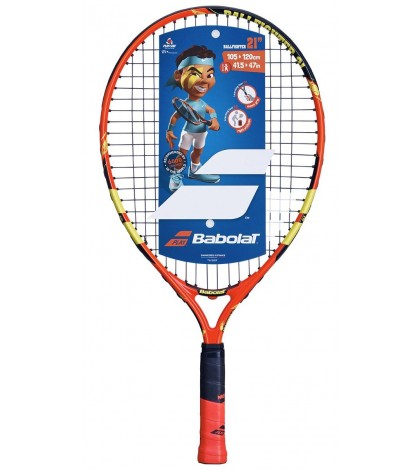 Детска тенис ракета BABOLAT BALLFIGHTER JUNIOR 21 190 грама 140239