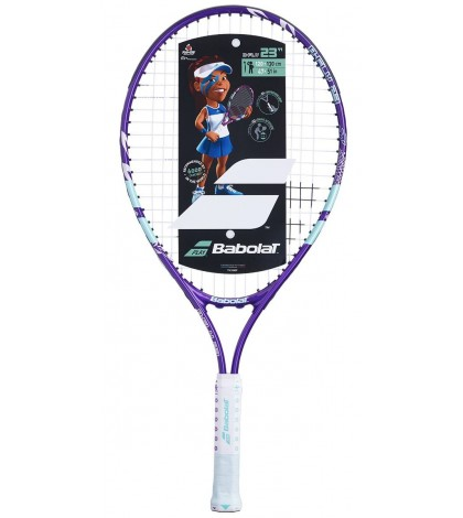 Детска тенис ракета BABOLAT B'FLY JUNIOR 23  Лилава 2019г.  140244