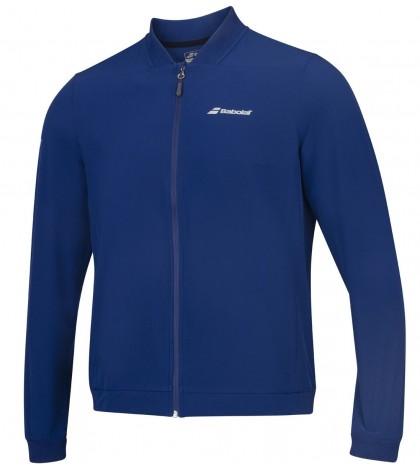 Мъжко спортно яке BABOLAT MEN'S PLAY JACKET ESTATE BLUE/СИН/ 3MP1121-4000