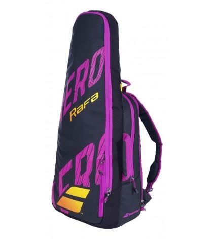 Раница Babolat Pure Aero Rafa Backpack (Black/Orange/Purple)