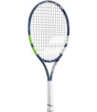Детска тенис ракета Babolat DRIVE JUNIOR 24 BLUE/GREEN