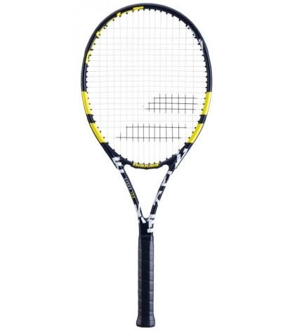 Тенис ракета Babolat EVOKE 102 Black/Yellow (270 грама)