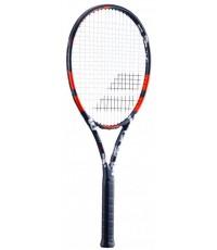 Тенис ракета Babolat EVOKE 105 Black/Orange (275 грама)