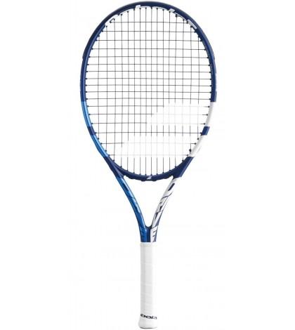 Детска тенис ракета Babolat DRIVE JUNIOR 25 BLUE/WHITE