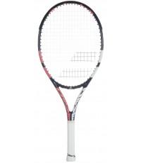 Детска тенис ракета Babolat DRIVE JUNIOR 25 EST BLUE/PINK