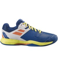 Тенис маратонки Babolat Pulsion Clay Dark Blue/Yellow 30S21346-4087