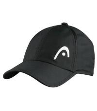 ШАПКА Head Pro Player Cap BLACK/Черна/