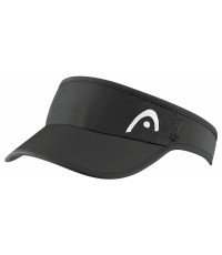 КОЗИРКА HEAD PRO PLAYER VISOR BLACK/ЧЕРНА/