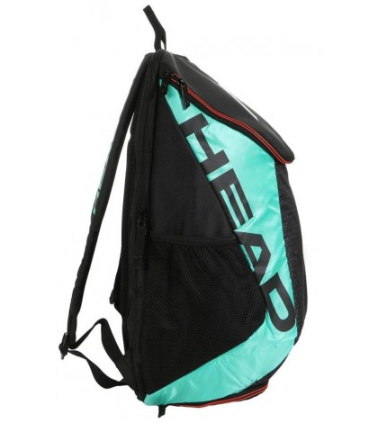 Раница Head GRAVITY TOUR TEAM Backpack BLACK/TEAL 2020 283170BKTE