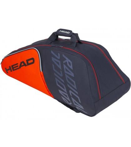 Тенис сак Head RADICAL 9R SUPERCOMBI 2020 283090 ORGR