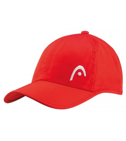 ШАПКА Head Pro Player Cap RED/Червена/