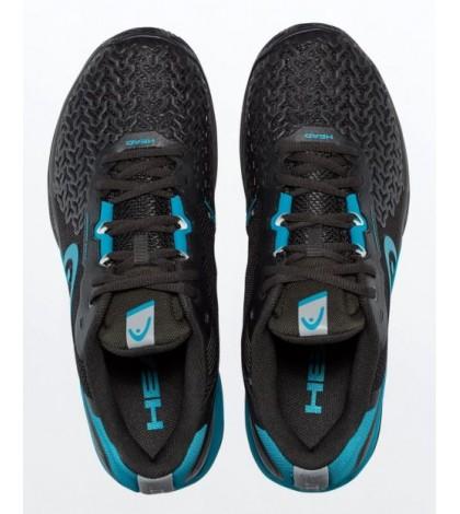 Тенис маратонки Head Revolt Pro 3.5 Clay RVCA Black/Blue SS2021