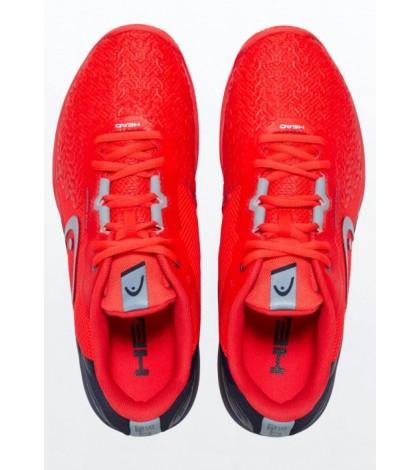 Тенис маратонки Head Revolt Pro 3.5 Clay NRDB Neon Red/Dark Blue SS2021