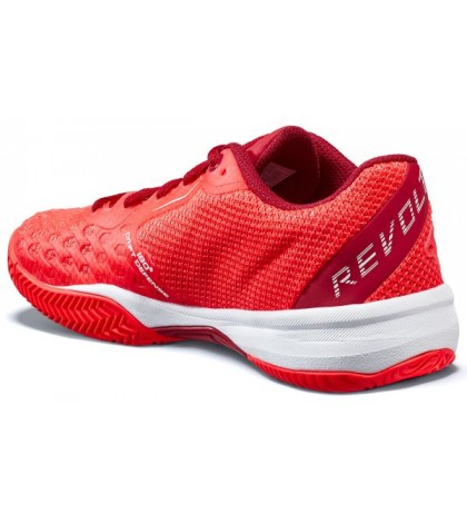 Детски тенис маратонки HEAD REVOLT PRO 3.0 JUNIOR NRCI NEON RED/CHILLI SS2020