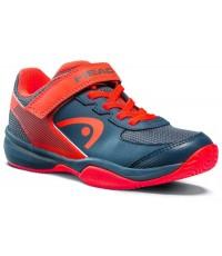 Детски тенис маратонки Head Sprint Velcro 3.0 Kids MNNR Navy/Red SS2020