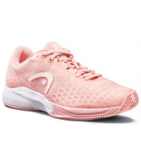 Дамски тенис маратонки HEAD REVOLT PRO 3.0 CLAY Rose/White RSWH SS2020