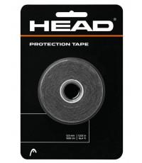 Предпазна лента за тенис ракети HEAD PROTECTION TAPE 5 METRES PACK BLACK
