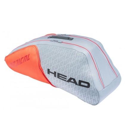 Тенис сак Head RADICAL 6R COMBI 2021 283521 GROR