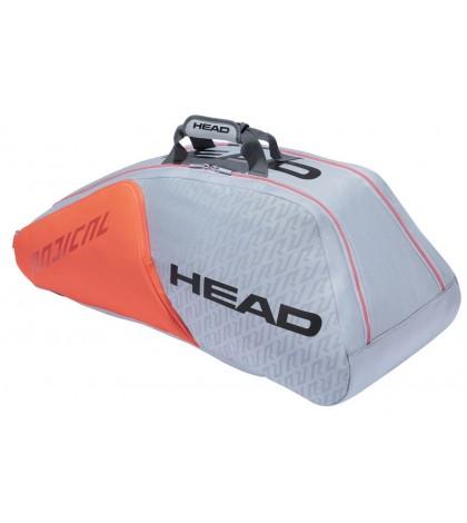 Тенис сак Head RADICAL 9R SUPERCOMBI 2021 283511 GROR