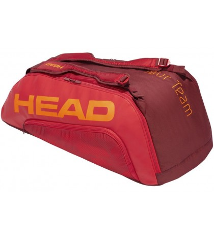 Тенис сак Head Tour Team 9R SUPERCOMBI RED 283171RDRD